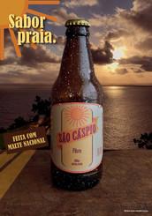Originales Plakat | São Cáspio