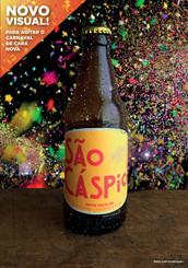 Werbeplakat | São Cáspio