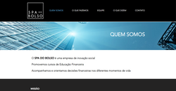 Website (About us)