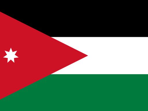 Bem-vindos à Jordânia!