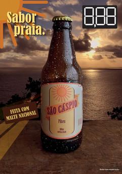 Cartaz original PV | São Cáspio