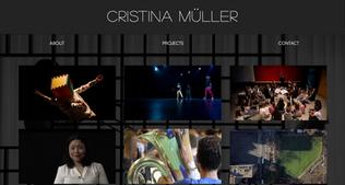 Cristina Müller | Diretora