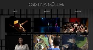 Cristina Müller   Regisseurin