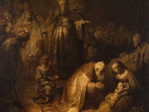 Um Rembrandt perdido, agora achado!   Nível avançado