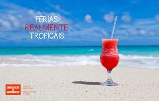 Werbekampagne für Tourismus Agentur | Layout
