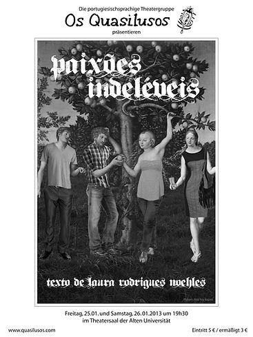 Poster | Paixões Indeléveis (2013)