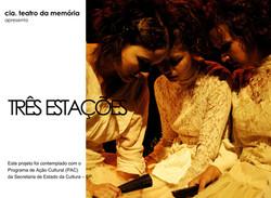 Teatro | 3 Estações