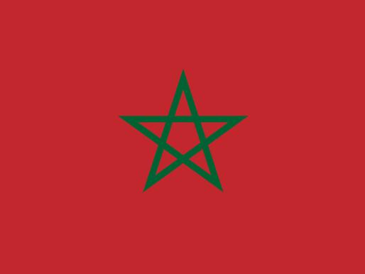 Bem-vindos ao Marrocos!