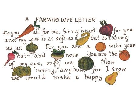 A Farmer's Love Letter | Nível avançado