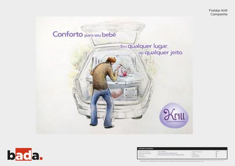 Campanha Krill | Prancha