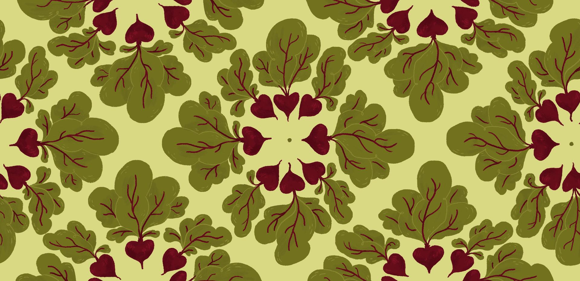 Beet Pattern
