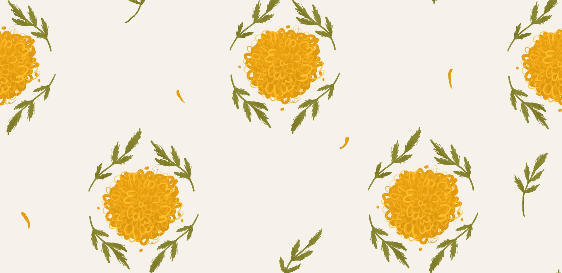 Marigold Pattern