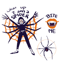 Spider Costume idea