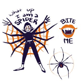 Spider Costume idea