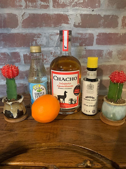 ChachOld Fashioned