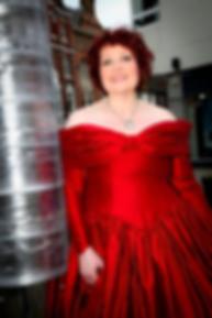 Jayne Carpenter, Mezzo-Soprano, Performer