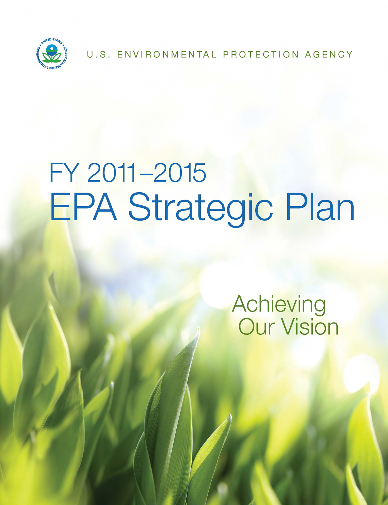 EPA Strategic Plan