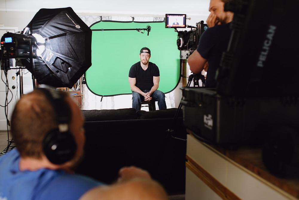Josh Whites, Assistant Director, #Sandbarthemovie