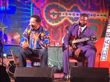 Bobby Rush & Keith Johnson.Blues Fest
