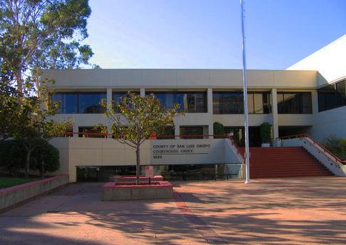 San Luis Obispo Courthouse
