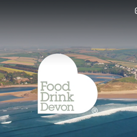 Fossil Coast Gin announces its membership to Food & Drink Devon