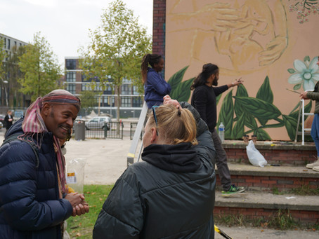 Street art and social impact