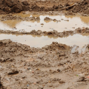 Don't be a stick in the mud – How to deal with a soggy site safely