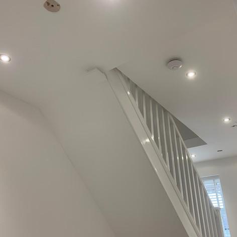 Installation - Hallway Lighting