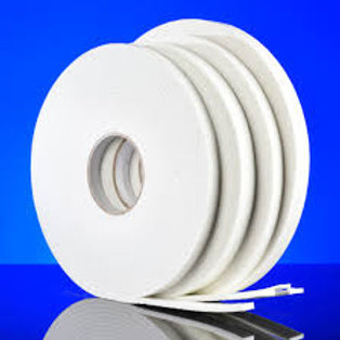 White Pyrotape Tape for Glazing Systems