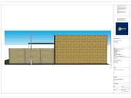 Proposed Elevation View B - AW202012 - E