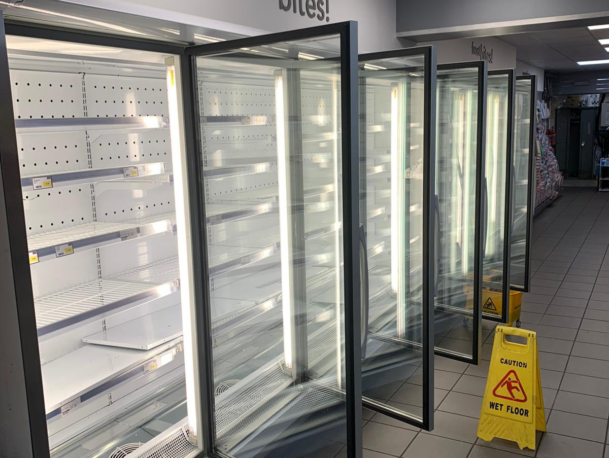 Repair - Deep freezers