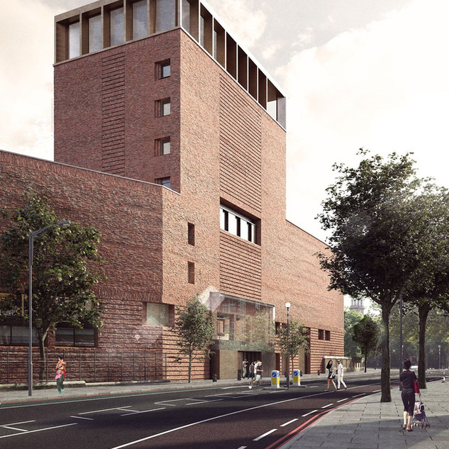 Project: Lambeth Library