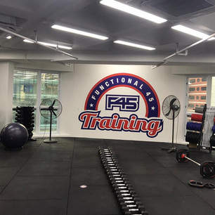 Project: F45 GYM