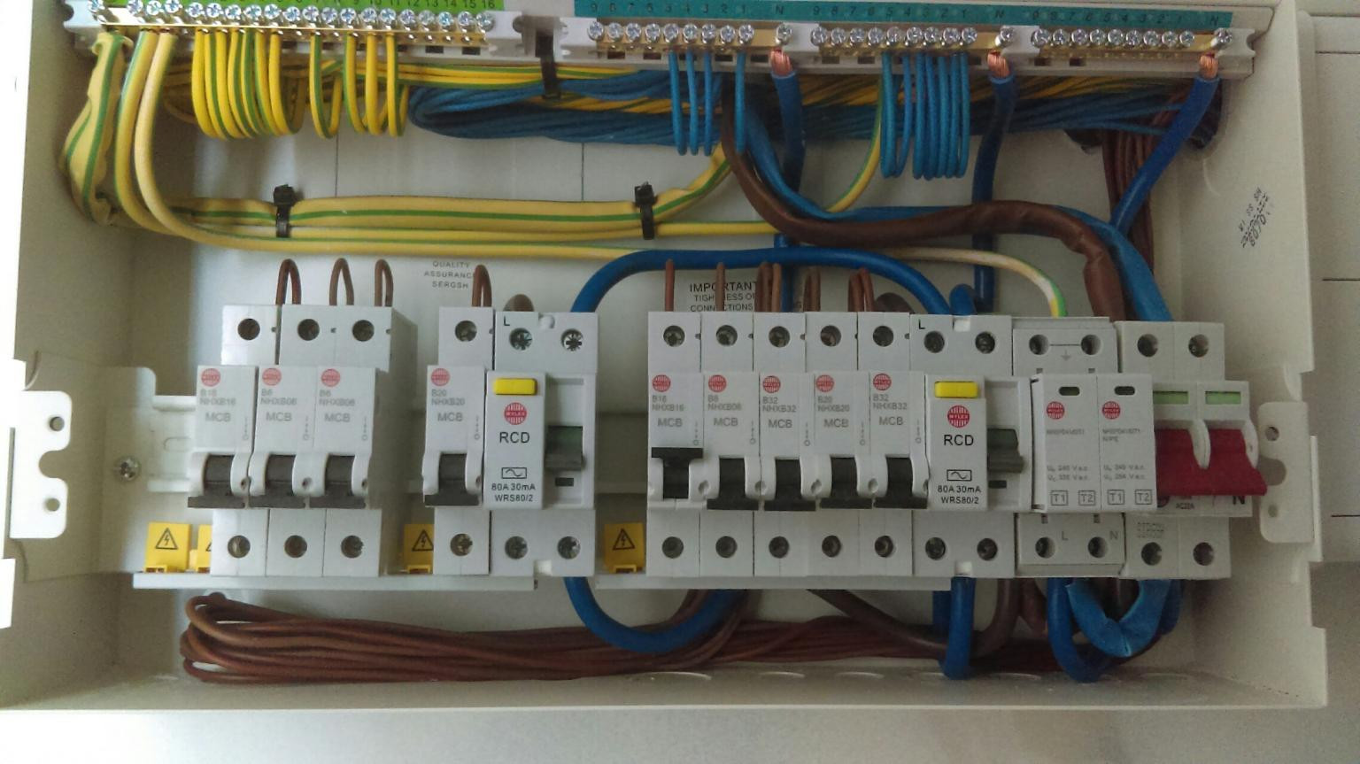 2nd Fix Electrical