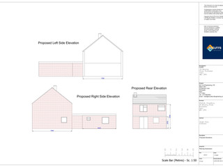210033-ARC-300-01 - Proposed Elevations_