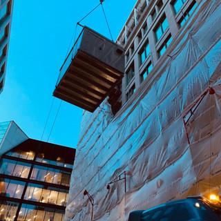 Project: Garrard House, EC2V