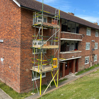 Domestic - Tower Scaffolds
