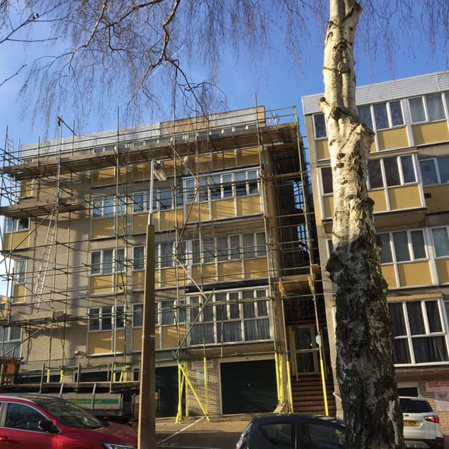 Commercial - Independent Scaffold