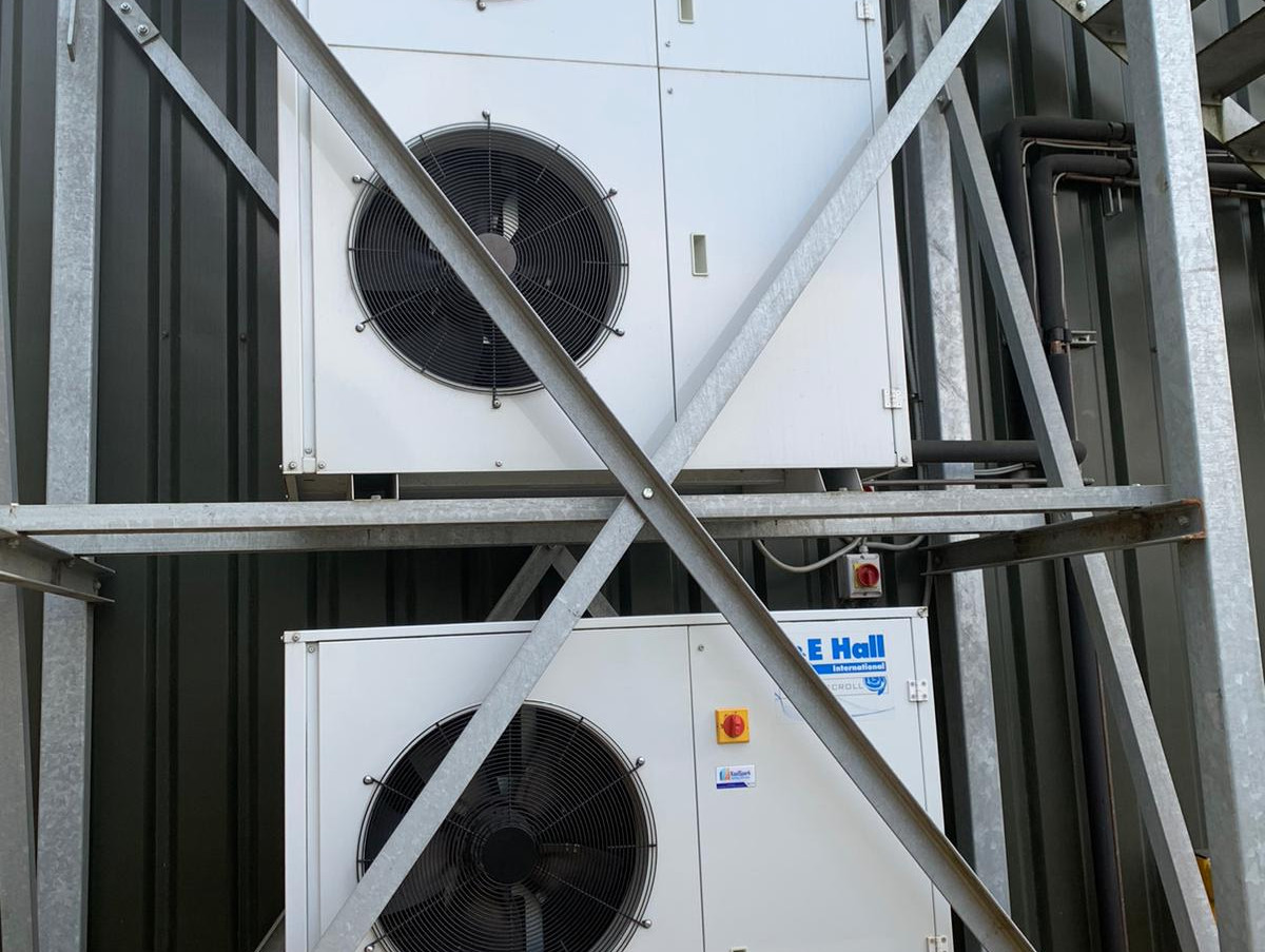 Industrial Servicing of Refrigeration Units