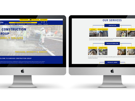 Our New Website Launched