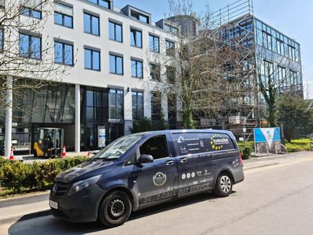 Euroside are working in Munich, Germany