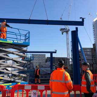 Project: Battersea Power Station - Phase 2, SW8
