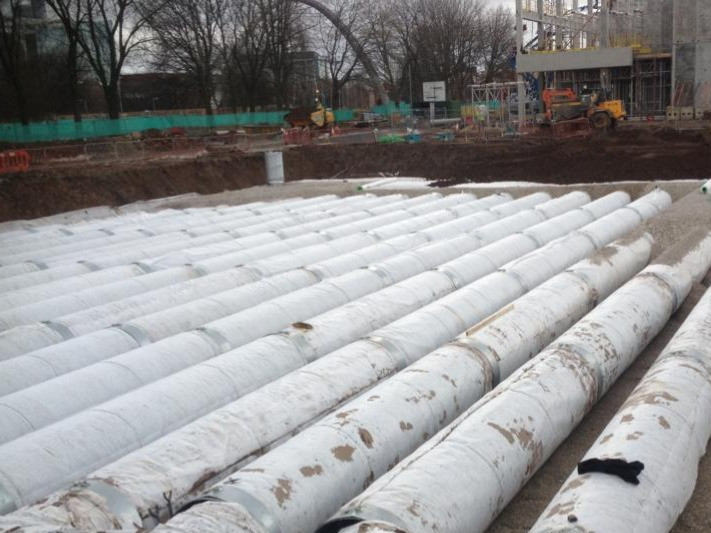 Fallowfield Student Accommodation - backfill