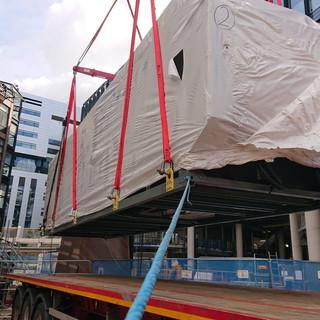 Project: 100 Liverpool Street, EC2M