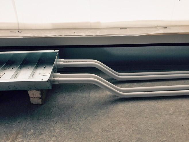 Floorbox 1st Fix installation
