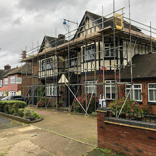 Domestic - Independent Scaffold