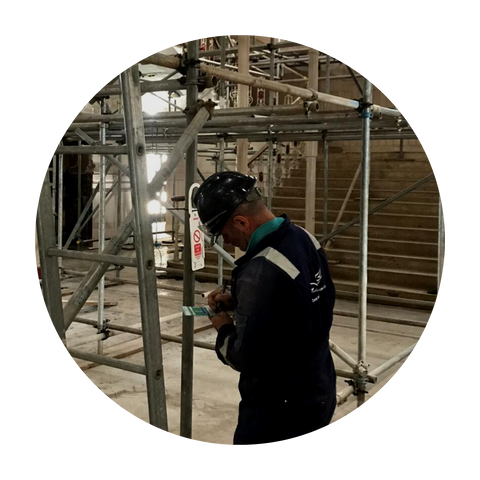 INDEPENDENT SCAFFOLD INSPECTIONS