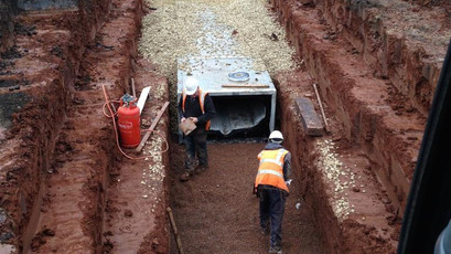 OUTWEST Drainage works