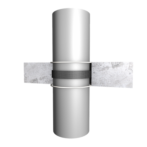 Pipebloc PCP - Intumescent Pipe Wrap