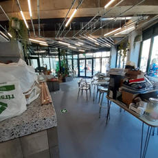 We've been working at Glass House Brick Lane - Royal Clean | Builders Clean London & Essex have just completed the #buildersclean for Bluecrow Projects Ltd.